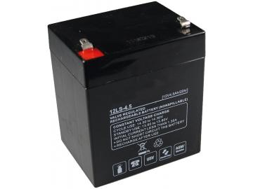 Bleiakku Q-Batteries 12V/4,5Ah