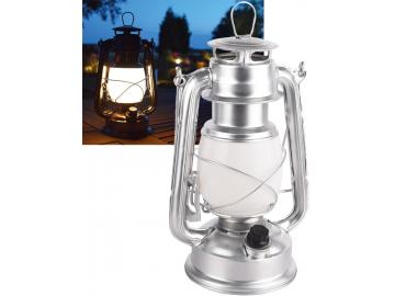 LED Camping Laterne 'CT-CL Silver'