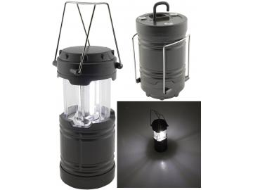 "LED Camping Laterne ""CL-B3"" 300lm, Batteriebetrieb"