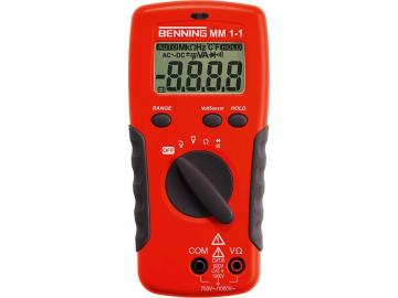 Digital-Multimeter MM 1-1 Benning