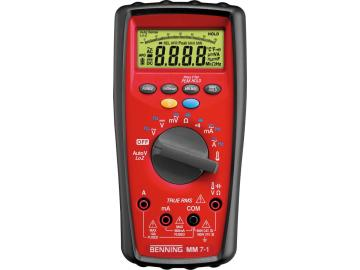 Digital-Multimeter MM 7-1 Benning