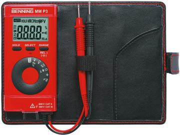 Digital-Multimeter MM P3 Benning